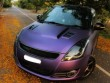 Suzuki Swift nổi bật với 'bộ cánh' màu tím mộng mơ
