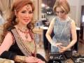 Choáng với cụ bà 60 tuổi được đại gia giàu nhất Dubai cưới làm vợ