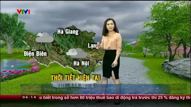 Dự báo thời tiết VTV 23/6: Bắc Bộ nắng nhẹ, Nam Bộ mưa lớn