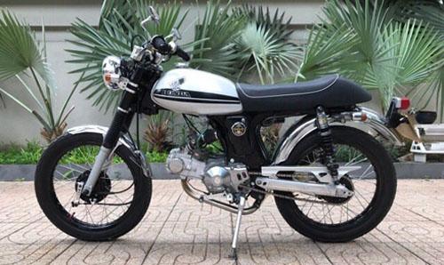 Cận cảnh Honda 67 độ trị giá 300 triệu đồng tại Việt Nam - 1