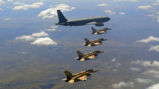 Israel đưa 18 chiến đấu cơ bảo vệ tân thái tử Ả Rập Saudi? - 1