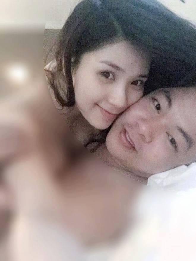 """Sự thật ảnh """"giường chiếu"""" của Quang Lê và bạn gái 9X khiến fan tá hỏa - 1"""