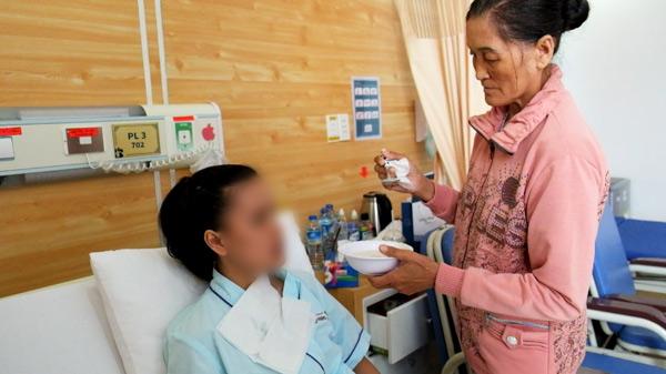 """Mẹ Hoàng Thị Sang: Hành trình lột xác là một """"phép màu"""" - 1"""