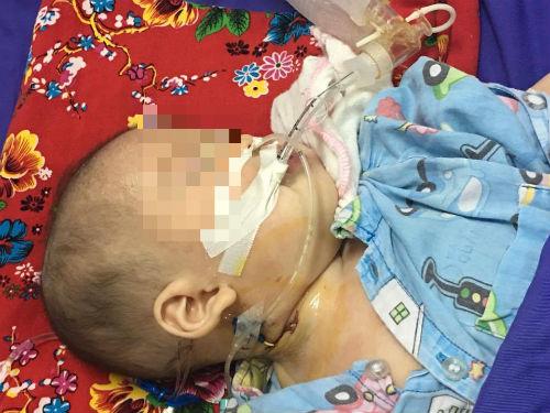 SOS: Hãy dừng ngay cho trẻ uống thuốc cam không rõ nguồn gốc - 1