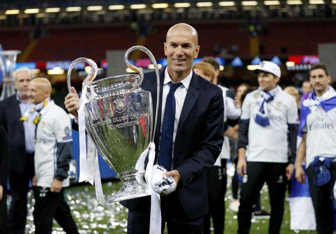"""Zidane sinh nhật tuổi 45: """"Thiên tài"""" có một không hai - 1"""