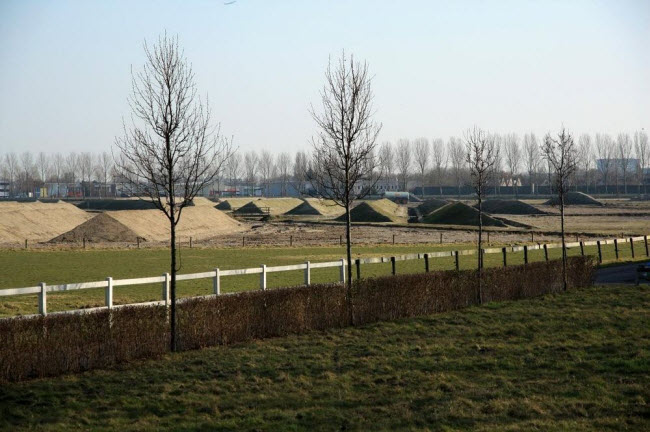 Công viên giảm tiếng ồn độc đáo ở sân bay Hà Lan - 6