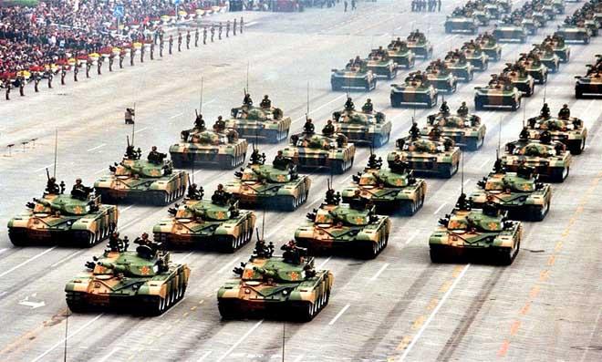 Viễn cảnh chiến tranh 2,6 tỷ người giữa Trung Quốc-Ấn Độ - 1