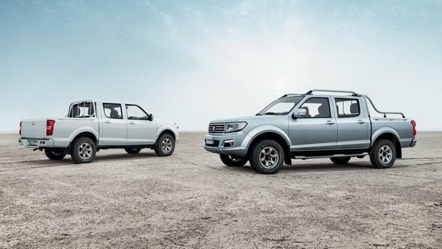Peugeot Pick Up: Xe bán tải kiểu Pháp - 1