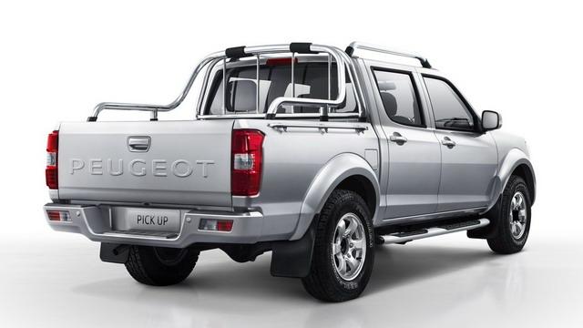 Peugeot Pick Up: Xe bán tải kiểu Pháp - 3
