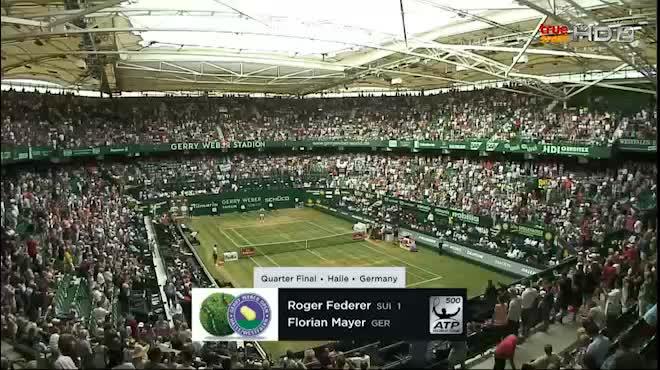 """Trực tiếp tennis Halle & Queen's Club ngày 6: Federer giải mã """"hiện tượng"""" nước Nga"""