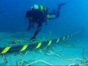 Công nghệ thông tin - Vị trí đứt cáp quang biển APG cách trạm cập bờ Đà Nẵng 125km