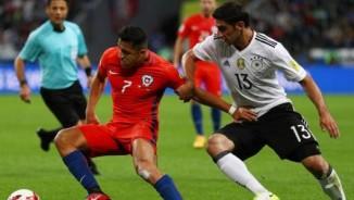 Đức - Chile: Dàn xếp hoàn hảo, kỉ luật giật điểm số