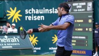 Trực tiếp tennis Halle & Queen's Club ngày 5: Chờ Federer phế ngôi chủ nhà