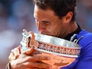 """""""Bảo kiếm"""" cho Nadal: Hoàng đế thay kiếm, trở lại ngai vàng (Infographic)"""