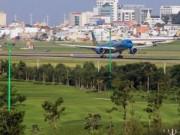 Tin tức trong ngày - Đã ngưng mọi hoạt động xây dựng trong sân golf Tân Sơn Nhất
