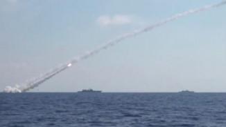 Nga dồn dập bắn 6 tên lửa hành trình diệt IS ở Syria