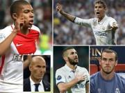 """Bóng đá - Chuyển nhượng Real: Ronaldo, Bale, Benzema lâm nguy vì """"tiểu Henry"""""""