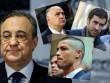 """""""Người phán xử"""" Real & 5 cơn đau đầu: Từ Ronaldo đến đội bóng rổ"""