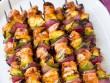 Thịt xiên nướng kiểu Hawaii cho những bữa tiệc bể bơi thêm thú vị