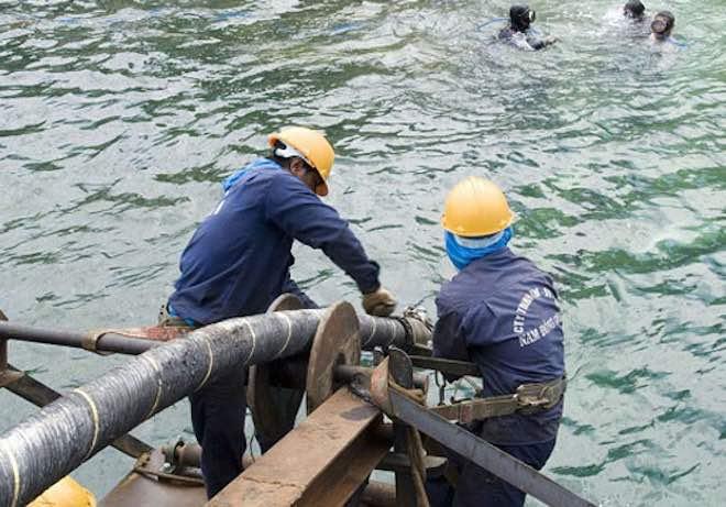 Sự cố đứt cáp quang biển APG sẽ được khắc phục xong vào ngày 14/7 - 1
