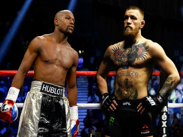 McGregor - Mayweather đấu tỷ đô:
