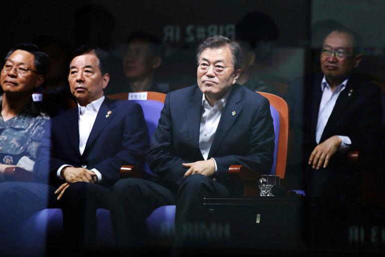 Hàn Quốc phóng tên lửa đủ sức quét sạch Bình Nhưỡng - 2