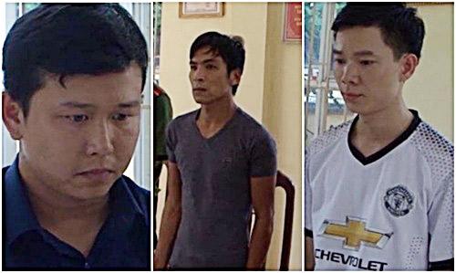 Vụ chạy thận 8 người chết: Hé lộ sai phạm của 3 bị can - 1