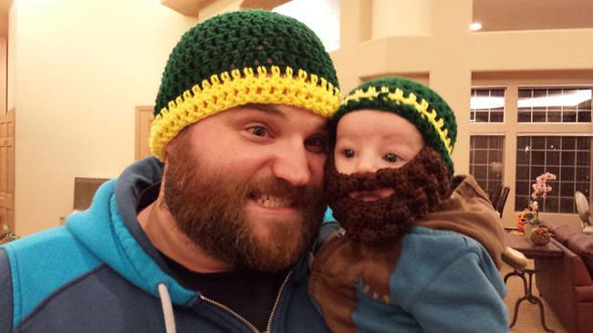 """Râu ria"" con có đầy đủ cả rồi nhé."