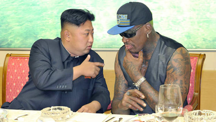Bạn Mỹ duy nhất nói Kim Jong-un bị mọi người hiểu lầm - 1