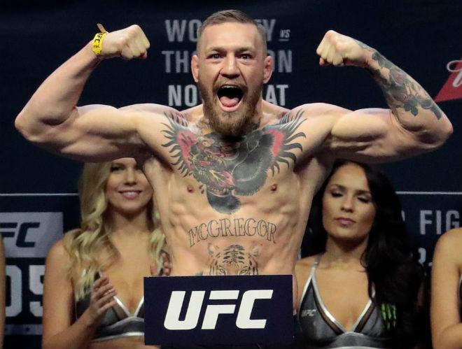 Tin thể thao HOT 26/4: Ấn định thời gian McGregor tái xuất UFC - 1