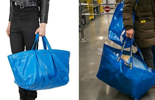 """Sau túi nhựa 50 triệu, Balenciaga nhận """"gạch"""" vì túi mua hàng ngàn đô - 1"""
