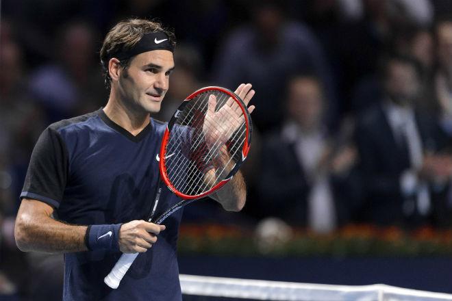 """Federer 9 lần thống trị Halle: """"Tàu tốc hành"""" lao đến Wimbledon - 1"""