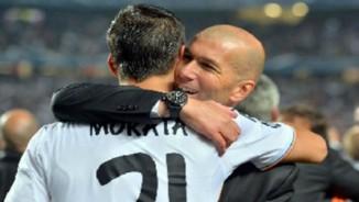 Chuyển nhượng Real: Zidane quyết không bán Morata