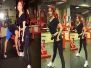 Cách để vòng 3 tròn căng của nữ thần tượng gợi cảm Kpop
