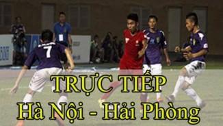 TRỰC TIẾP bóng đá Hà Nội FC - Hải Phòng: Nợ nần chồng chất