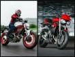 Chọn mua Ducati Monster 797 hay Triumph Street Triple S?