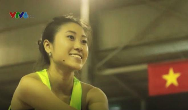 Hot girl việt kiều Nhật Linh và giấc mơ Vàng SEA Games - 1