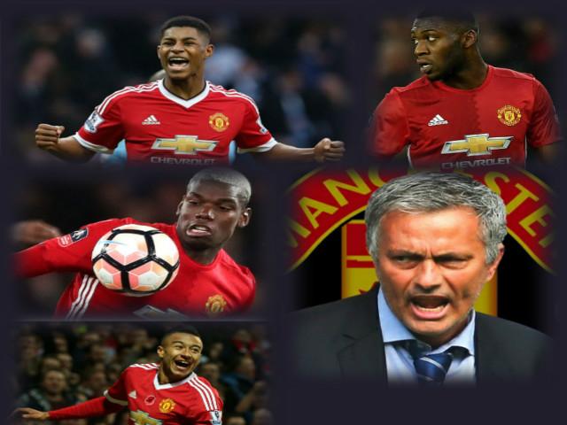 MU tái hiện thế hệ vàng 92: Bộ tứ siêu đẳng của Mourinho
