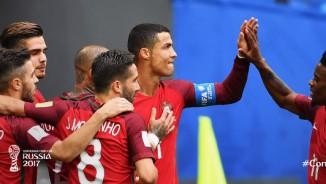 """Bồ Đào Nha - New Zealand: Ronaldo khai màn """"tiệc"""" bàn thắng"""