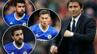 Chelsea: Conte vung 100 triệu bảng, phòng Hazard lật ghế