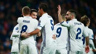 Real nhắm cú ăn 6: Thiên hạ là của Zidane - Ronaldo