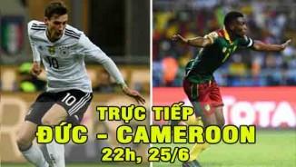Chi tiết Đức - Cameroon: Dập tắt hy vọng (KT)