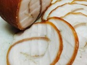 Ẩm thực - Cách làm thịt ba chỉ bó ướp ngũ vị ngon ngất ngây