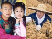 Phim - Hết thời, sao Hoàn Châu cách cách về quê trồng lúa mưu sinh