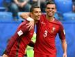 """Ronaldo tỏa sáng cho ĐT Bồ Đào Nha, sắp bắt kịp """"Vua"""" Pele"""