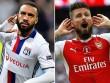 Tin HOT bóng đá sáng 25/6:: Arsenal và Lyon trao đổi tiền đạo