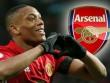 Chuyển nhượng MU: Arsenal hỏi mua Martial 40 triệu bảng