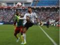 """Đức - Cameroon: """"Mưa bàn thắng"""" và sai lầm khó tin"""