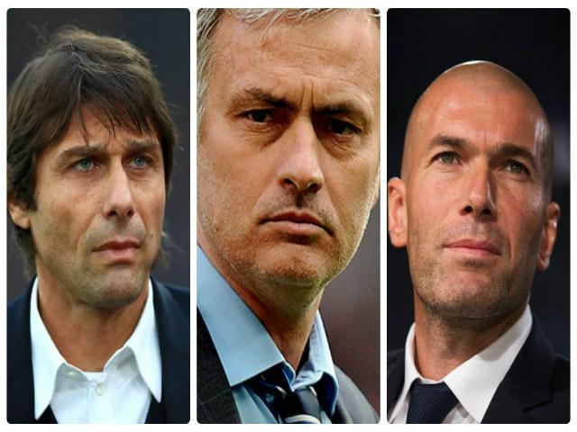 Conte, Zidane xuất sắc nhất thế giới: Núp bóng
