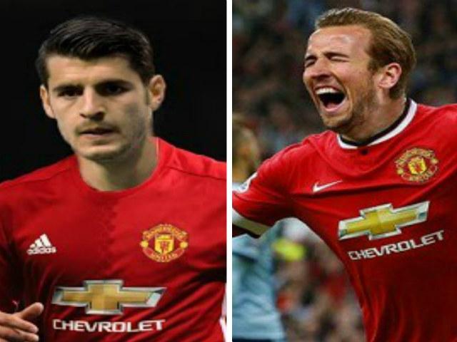 MU mua Kane - Morata: Mourinho xây